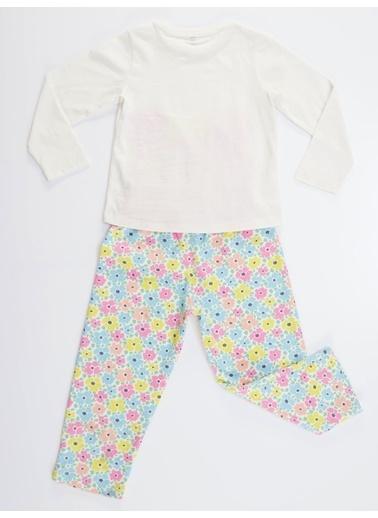 Denokids Pijama Takım Pembe